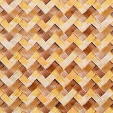 Brown Braid - 3D PVC obklad